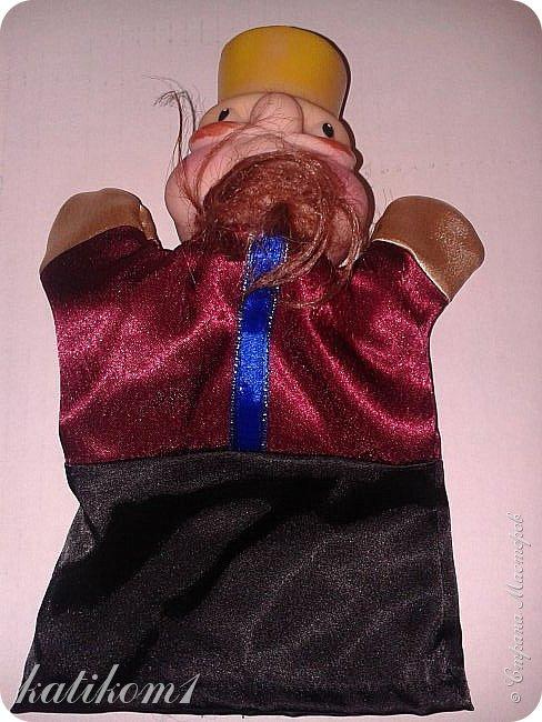 Вот так, вот,  обновила кукольный театр, доче в группу. фото 6