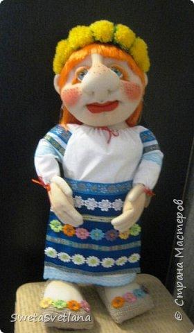 Здравствуйте!Представляю свою новую куклу Галину. фото 1