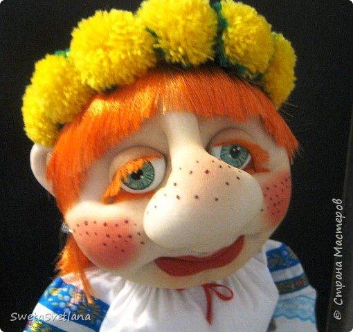 Здравствуйте!Представляю свою новую куклу Галину. фото 2