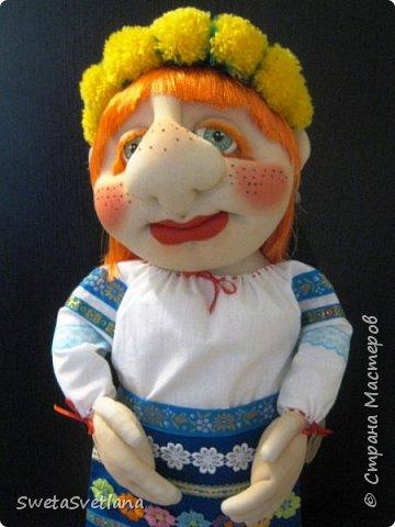 Здравствуйте!Представляю свою новую куклу Галину. фото 3