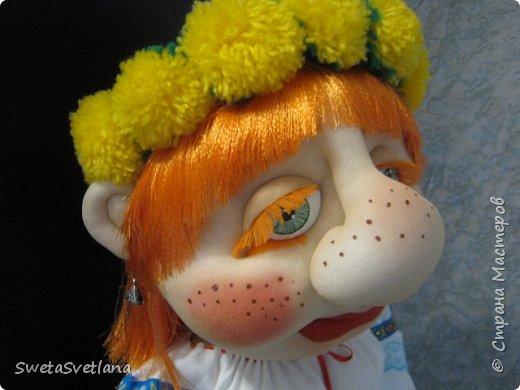 Здравствуйте!Представляю свою новую куклу Галину. фото 4