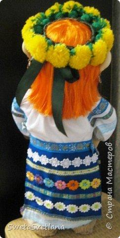 Здравствуйте!Представляю свою новую куклу Галину. фото 5