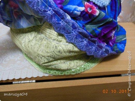 Заказали люди подарок для начальницы на юбилей))) 70 годков. Велели молодуху сшить. Ну вот такая молодуха вышла))) фото 6