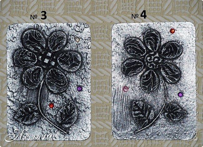 """АТС мини - серия """" Драгоценный цветок"""" в технике пейп-арт Татьяны Сорокиной. Вся серия ушла на погашение долгов. фото 8"""