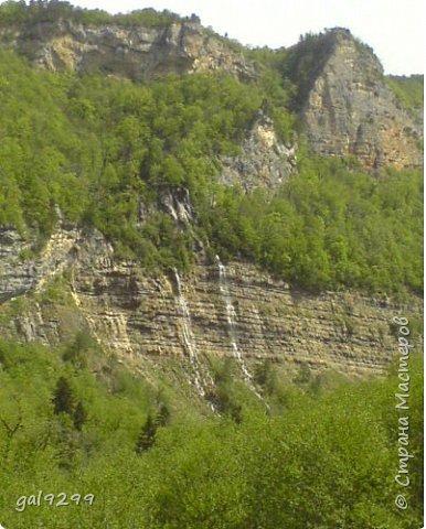 Гуамское ущелье. Краснодарский край. фото 13