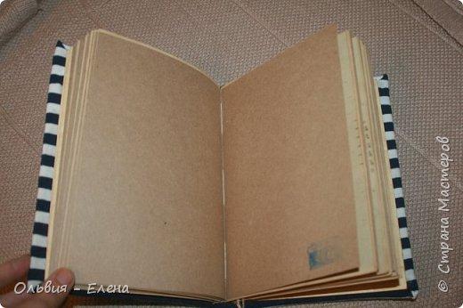 всем добрый вечер или день! Кристина закончила очередную книжку , записки моряка , так назвала и я решила выставить её и несколько других работ фото 6
