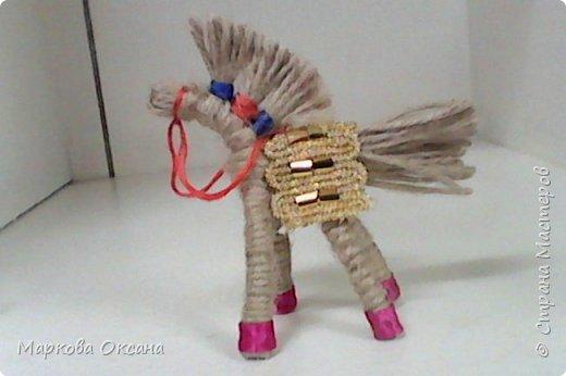 """Добрый день! Принимайте  - оберег для мужчин """" солнечный конь""""  .Сделала для мужа . фото 4"""