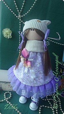 Кукла интерьерная фото 1