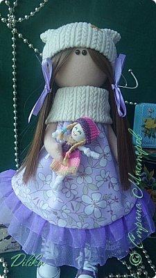 Кукла интерьерная фото 2