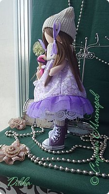 Кукла интерьерная фото 4