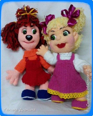 Куколка Маша-добрая,жизнерадостная девочка.Ростик Маши 45 см.Руки,ноги все подвижное,поэтому она может принимать различные положения тела.Вся одежда снимается. фото 8