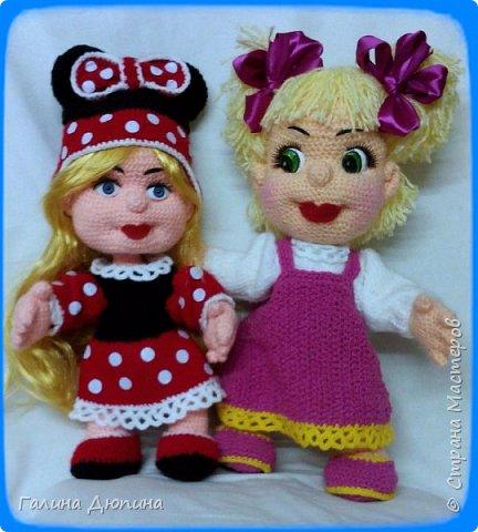 Куколка Маша-добрая,жизнерадостная девочка.Ростик Маши 45 см.Руки,ноги все подвижное,поэтому она может принимать различные положения тела.Вся одежда снимается. фото 7