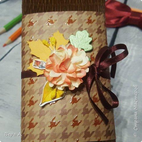 За 2,5 часа оформила дочке в школу 8 шоколадок и 1 коробку конфет фото 8