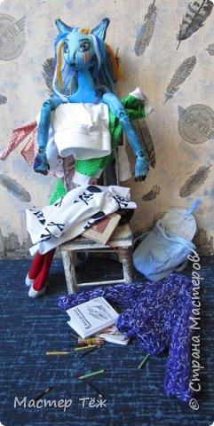 часть его истории тут http://stranamasterov.ru/node/1103803  Дхимкирш изъявил желание покинуть мой дом.   И вот, вчера сборы были завершены, а сегодня, крепко подтянувшись мы вместе с лисом стали делать фотоисторию из его жизни. А история оказалось смешной)))  Приятно просмотра. фото 10