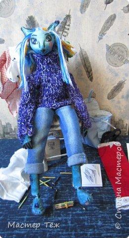 часть его истории тут http://stranamasterov.ru/node/1103803  Дхимкирш изъявил желание покинуть мой дом.   И вот, вчера сборы были завершены, а сегодня, крепко подтянувшись мы вместе с лисом стали делать фотоисторию из его жизни. А история оказалось смешной)))  Приятно просмотра. фото 15