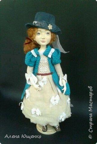 Девочка в шляпке  фото 4
