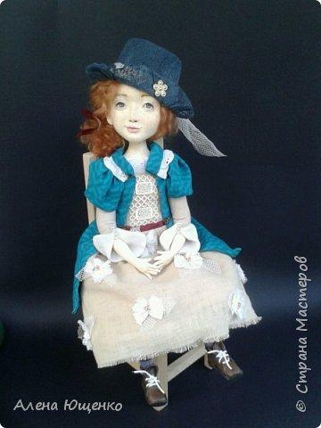 Девочка в шляпке  фото 3