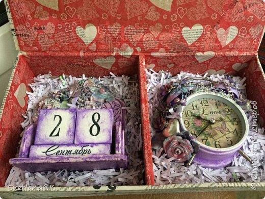 """Скоро День рождения моей крестницы, встал вопрос что подарить.... Она сказала: -""""сделай что--нибудь.....""""  Вот что получилось.... фото 8"""