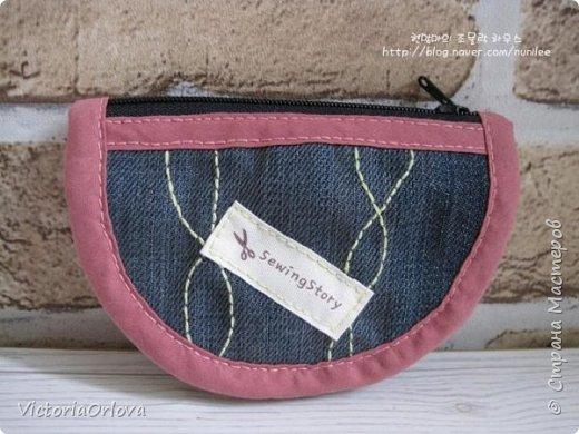 Как сделать кошелек своими руками из джинсовой ткани фото 2