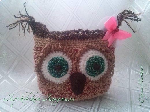 Маленький рюкзачок для доченьки.  фото 1