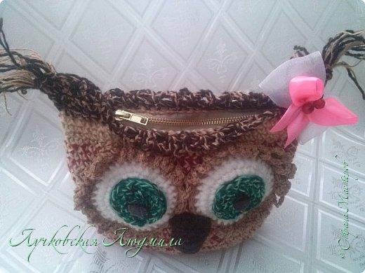 Маленький рюкзачок для доченьки.  фото 2