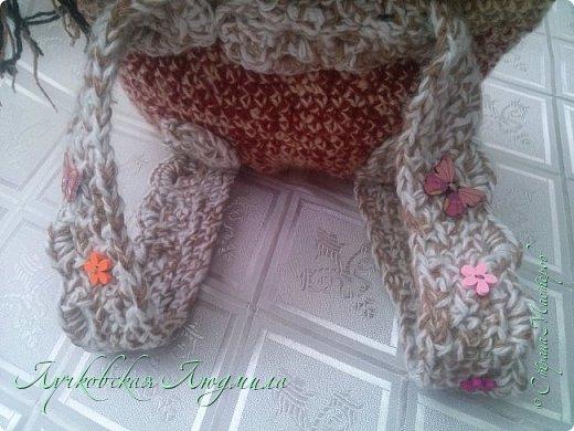 Маленький рюкзачок для доченьки.  фото 5