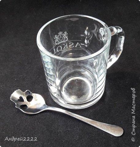 Увидала дочка в интернете ложку чайную, для экономии сахара, в виде черепа. фото 3