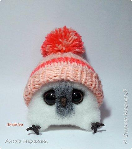 Совенок Снежок фото 1