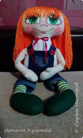 Кукла игровая фото 1