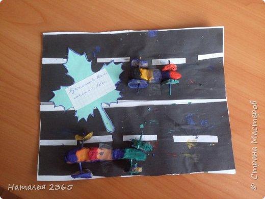 """В сентябре по инициативе поселкового совета был проведен конкурс """"Дары осени """". Вот что сделали мои ученики. Стоит отметить, что участие взрослых было минимальное. фото 2"""