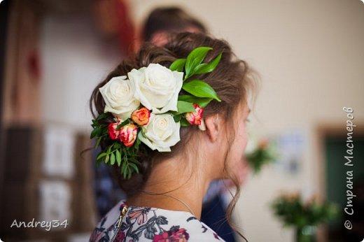 """Был конкурс """"Минута славы"""" в колледже малого бизнеса Я показал свой талант, это свадебная бутонерка фото 9"""