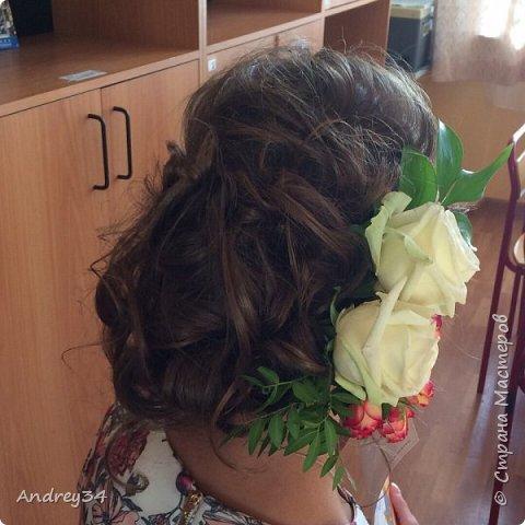 """Был конкурс """"Минута славы"""" в колледже малого бизнеса Я показал свой талант, это свадебная бутонерка фото 7"""