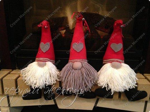 Добрый день жители страны Мастеров. Новый год не за горами.)))  Представляю Вам своих Дед Морозов и Снегурочек.  фото 4