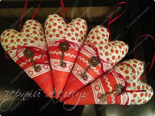 Добрый день жители страны Мастеров. Новый год не за горами.)))  Представляю Вам своих Дед Морозов и Снегурочек.  фото 10
