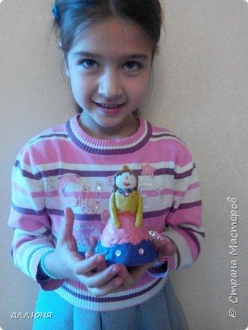 Принцесса из пластелина. фото 5