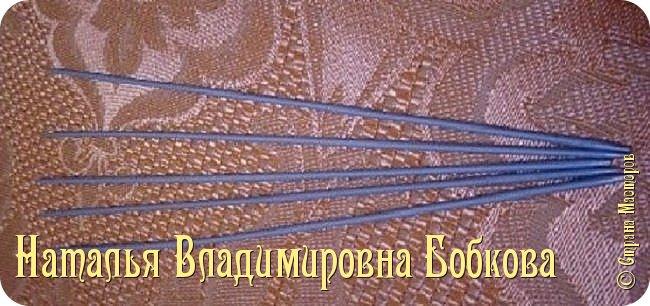 Мастер-класс по изготовлению ажурных цветов из бумажных салфеток.   фото 4
