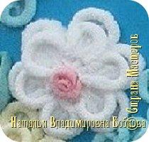 Мастер-класс по изготовлению ажурных цветов из бумажных салфеток.   фото 12
