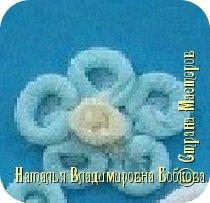Мастер-класс по изготовлению ажурных цветов из бумажных салфеток.   фото 15