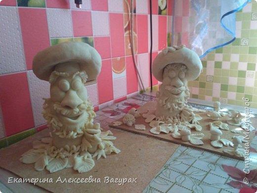 осенняя подделка сыну в детский сад) фото 3