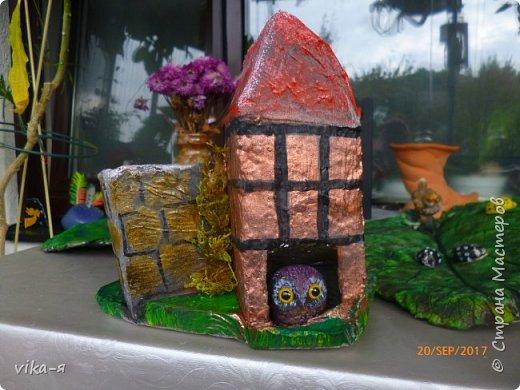 декоративная подставка для карандашей и прочей мелочи.с гнездом фото 25