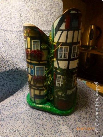 декоративная подставка для карандашей и прочей мелочи.с гнездом фото 45