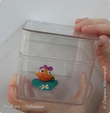 Вот и первое знакомство первоклашек с пластилином! Встречайте, любимый персонаж во всей своей красе!  фото 17