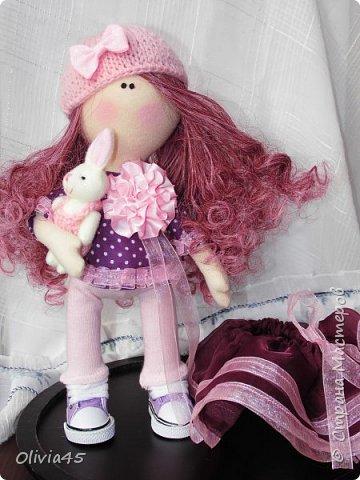 плавно перешла к куколкам))) фото 9
