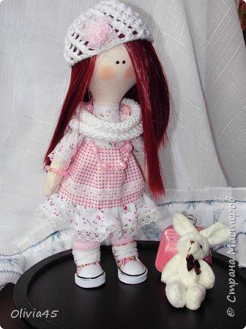 плавно перешла к куколкам))) фото 6