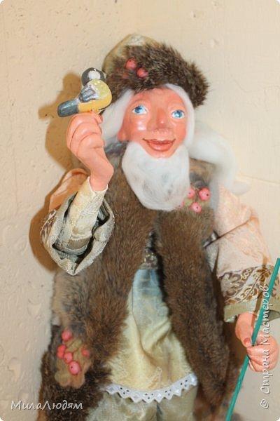 """Всем здравствуйте! 8 марта у нас в Доме культуры проходила выставка авторских кукол художника Колмогоровой Людмилы Юрьевны """"Жили-были куклы...""""  У меня был восторг и я все хотела поделиться своими впечатлениями с вами, но все не до этого было. Вот взялась, выбрала фото, обработала и выставляю репортаж. Фото будет много.  Автор этой выставки моя землячка, она жила и училась в моем поселке, в моей школе, чуть постарше меня. И как многие после школы уехала учиться, вышла замуж и в деревню не вернулась. фото 71"""
