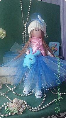 Кукла интерьерная фото 5