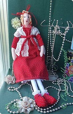 Кукла-тильда фото 7