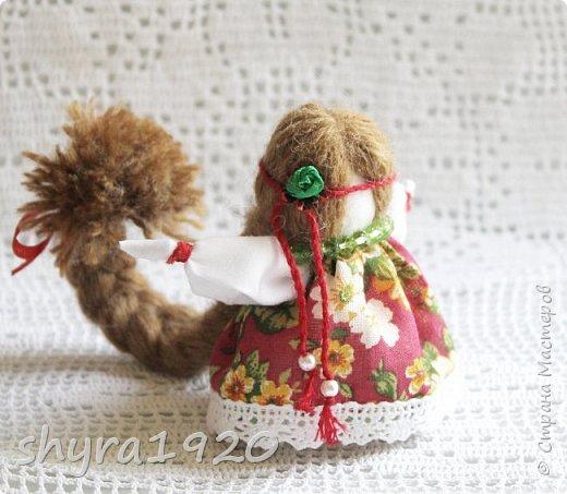 2).    Кукла на Долю, на Счастье. Сделана по всем правилам русских народных кукол. Сшила 28 штук,  показываю по 3 фото каждой. фото 15