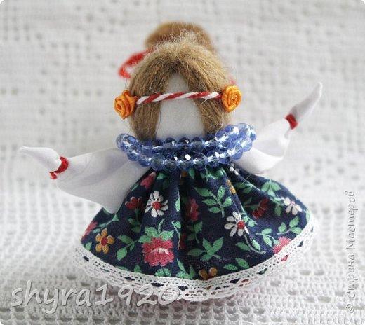 2).    Кукла на Долю, на Счастье. Сделана по всем правилам русских народных кукол. Сшила 28 штук,  показываю по 3 фото каждой. фото 19