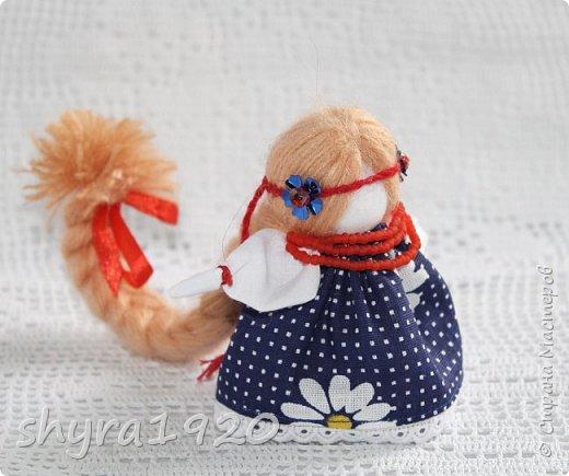 2).    Кукла на Долю, на Счастье. Сделана по всем правилам русских народных кукол. Сшила 28 штук,  показываю по 3 фото каждой. фото 48